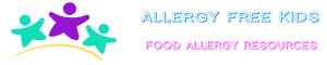 allergy free kids, food allergy, food allergies, food allergy resources,